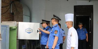 「我为群众办实事」澄城县强化部门联动执法以查促治餐饮油烟